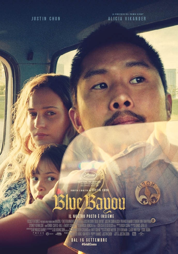 Film in uscita: Blue Bayou