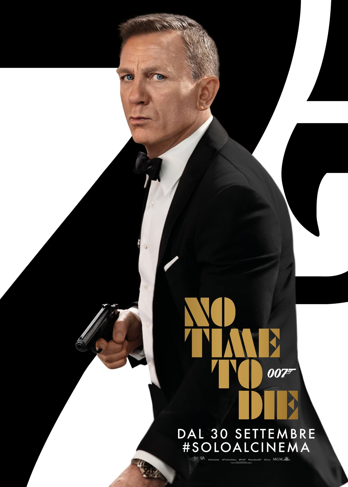 Film in uscita: No Time to Die