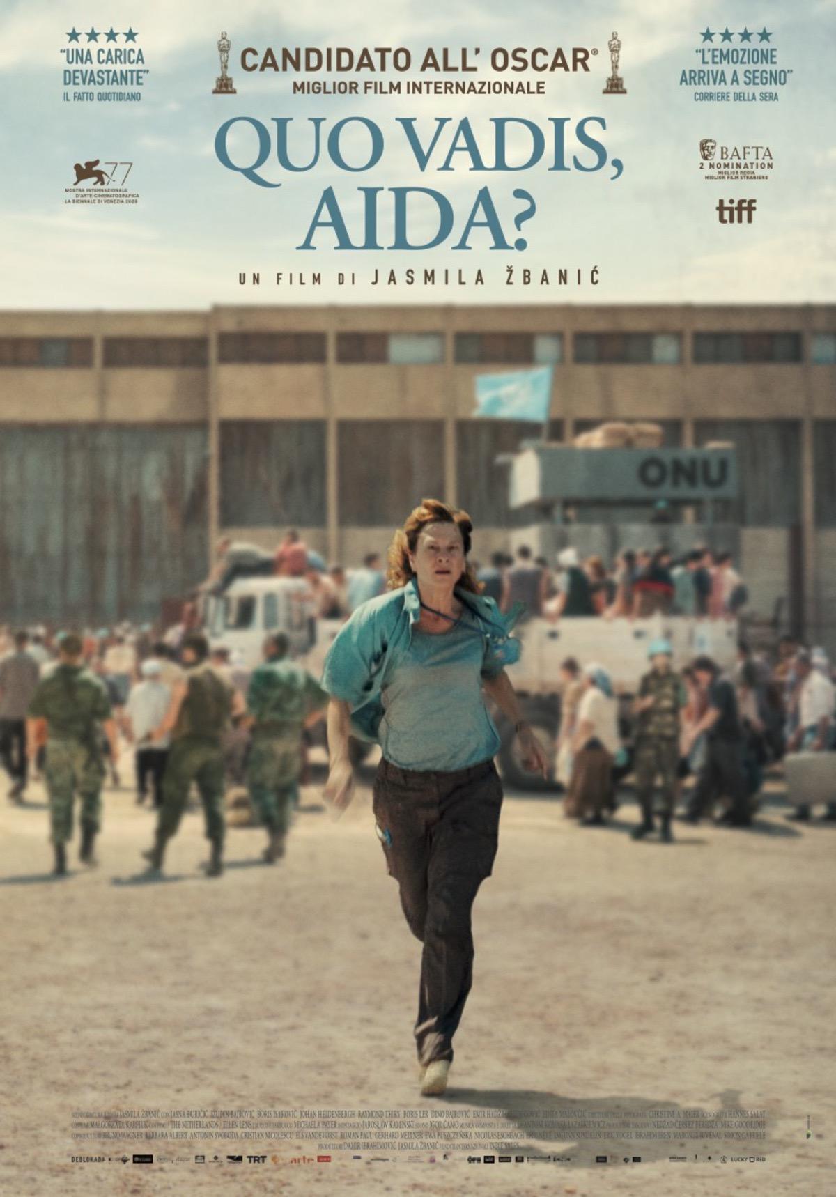 Film in uscita: Quo Vadis, Aida?