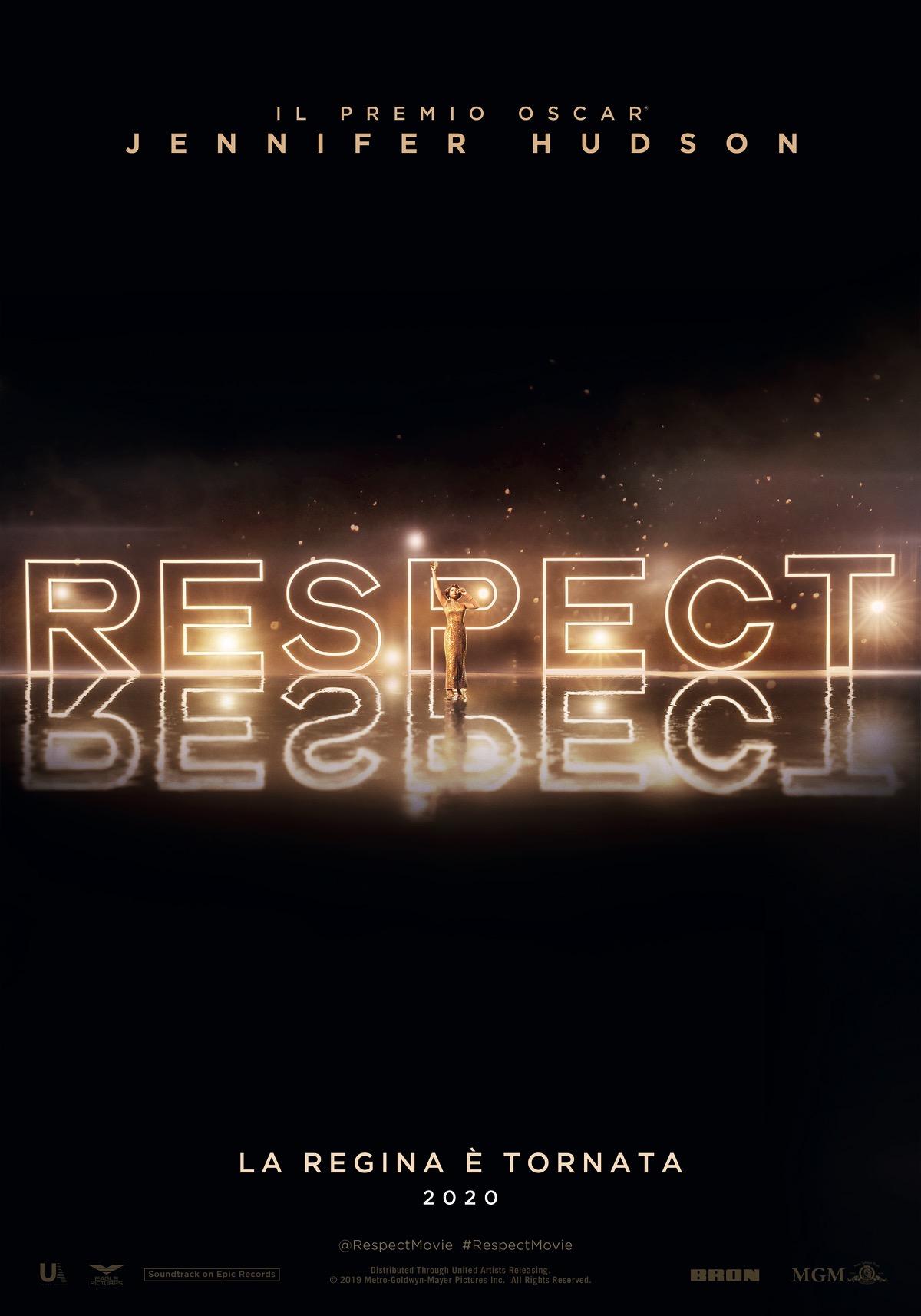 Film in uscita: Respect