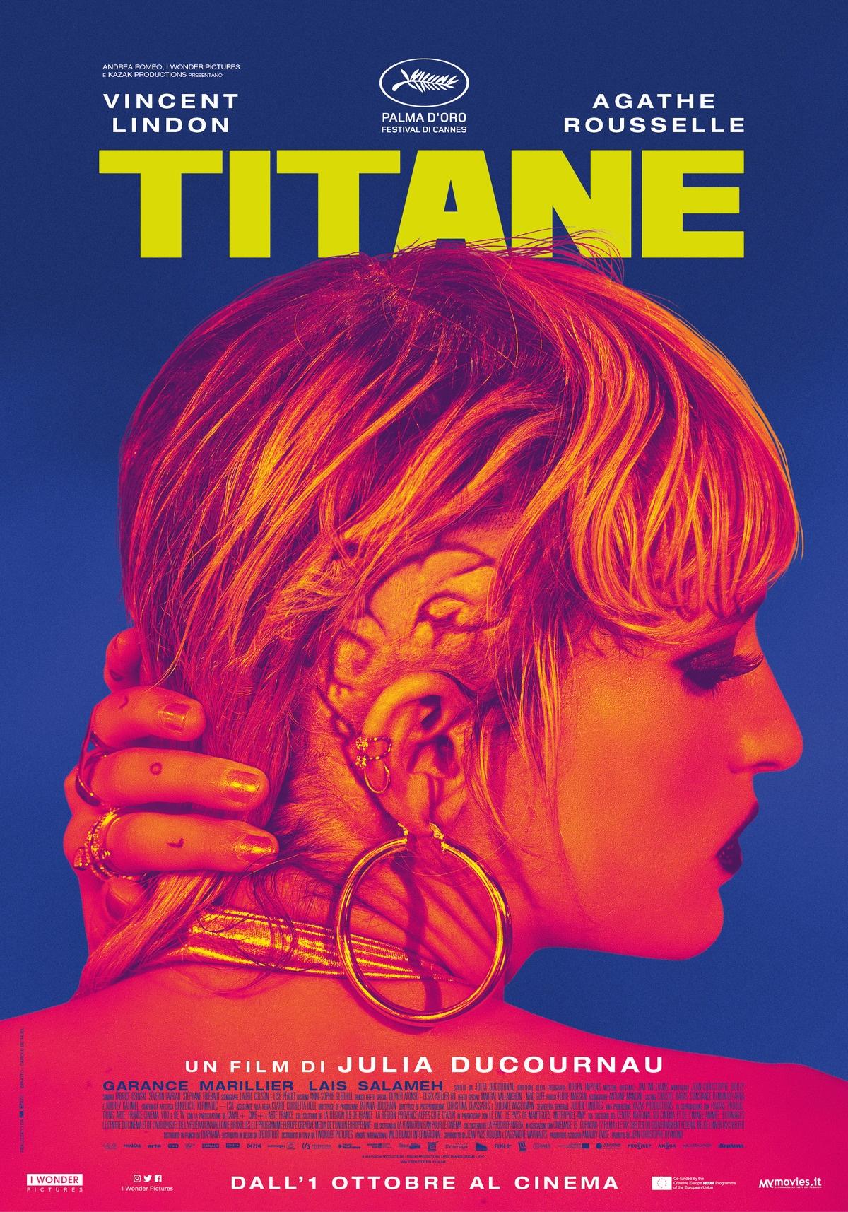Film in uscita: Titane