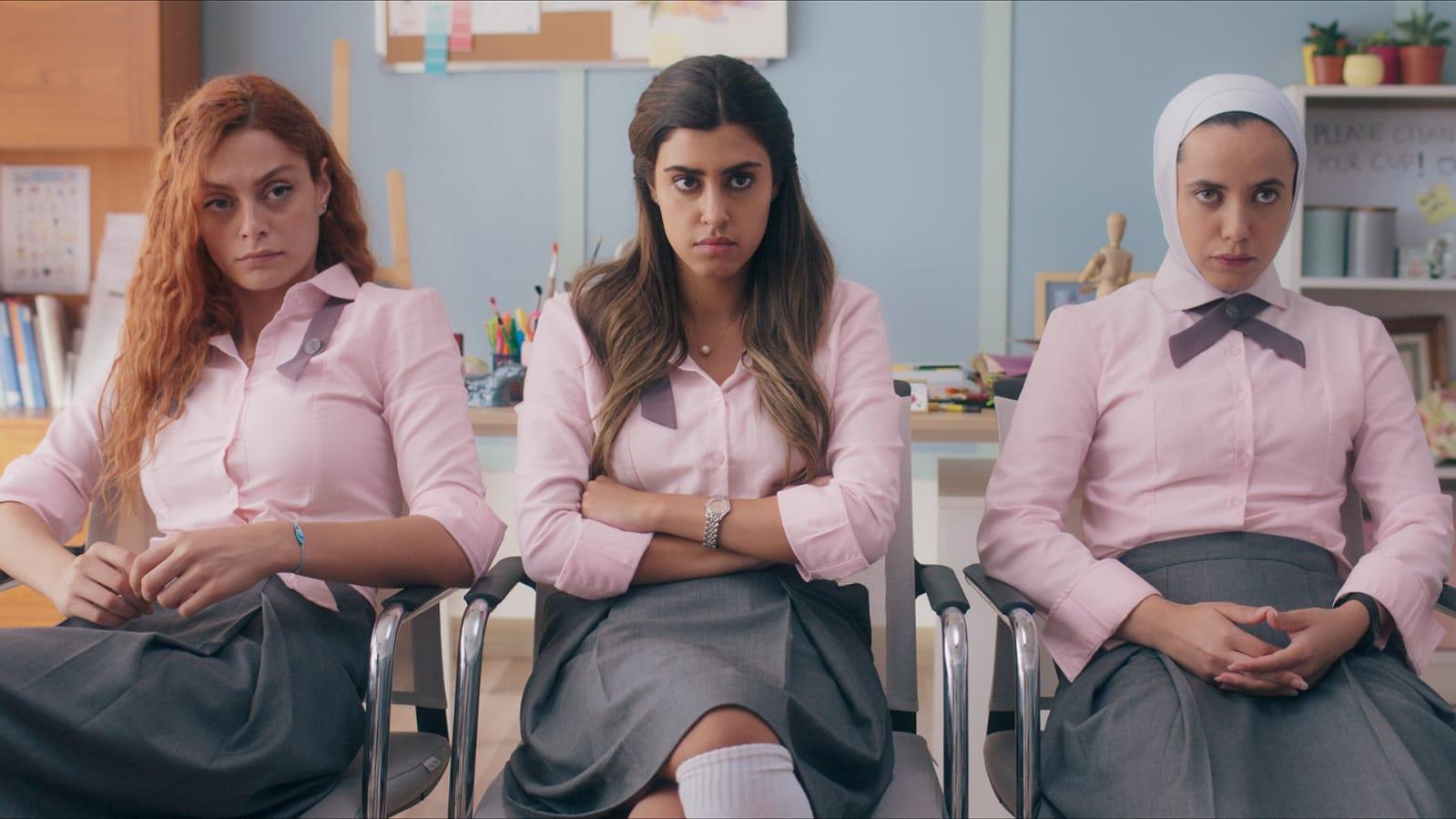 Joanna Arida, Noor Taher e Salsabiela