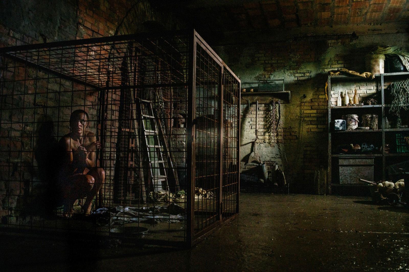 Le scenografie di Daniele Frabetti