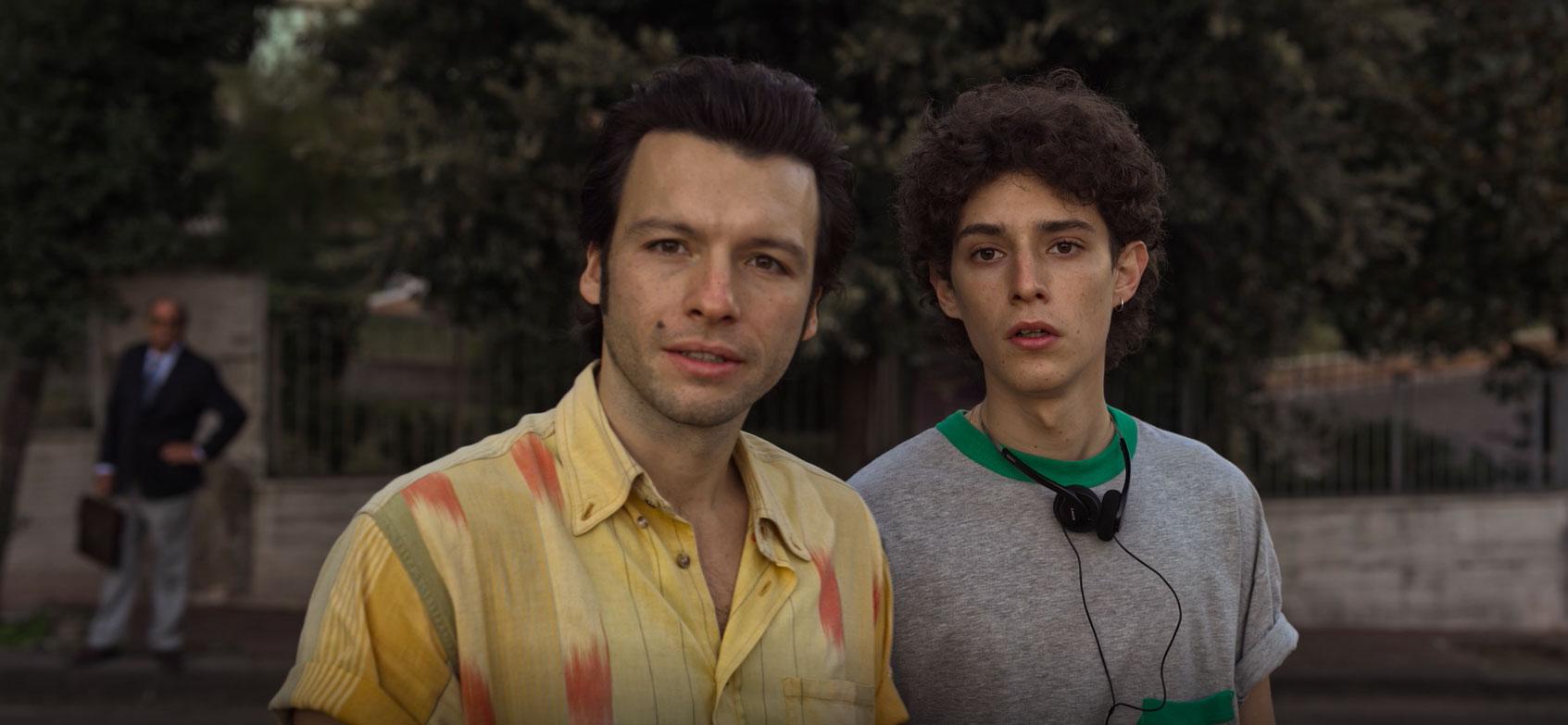 Marlon Joubert y Filippo Scotti