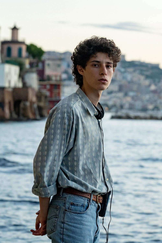 La película Mano de Dios fue una reseña de Paolo Sorrentino en Venecia 78
