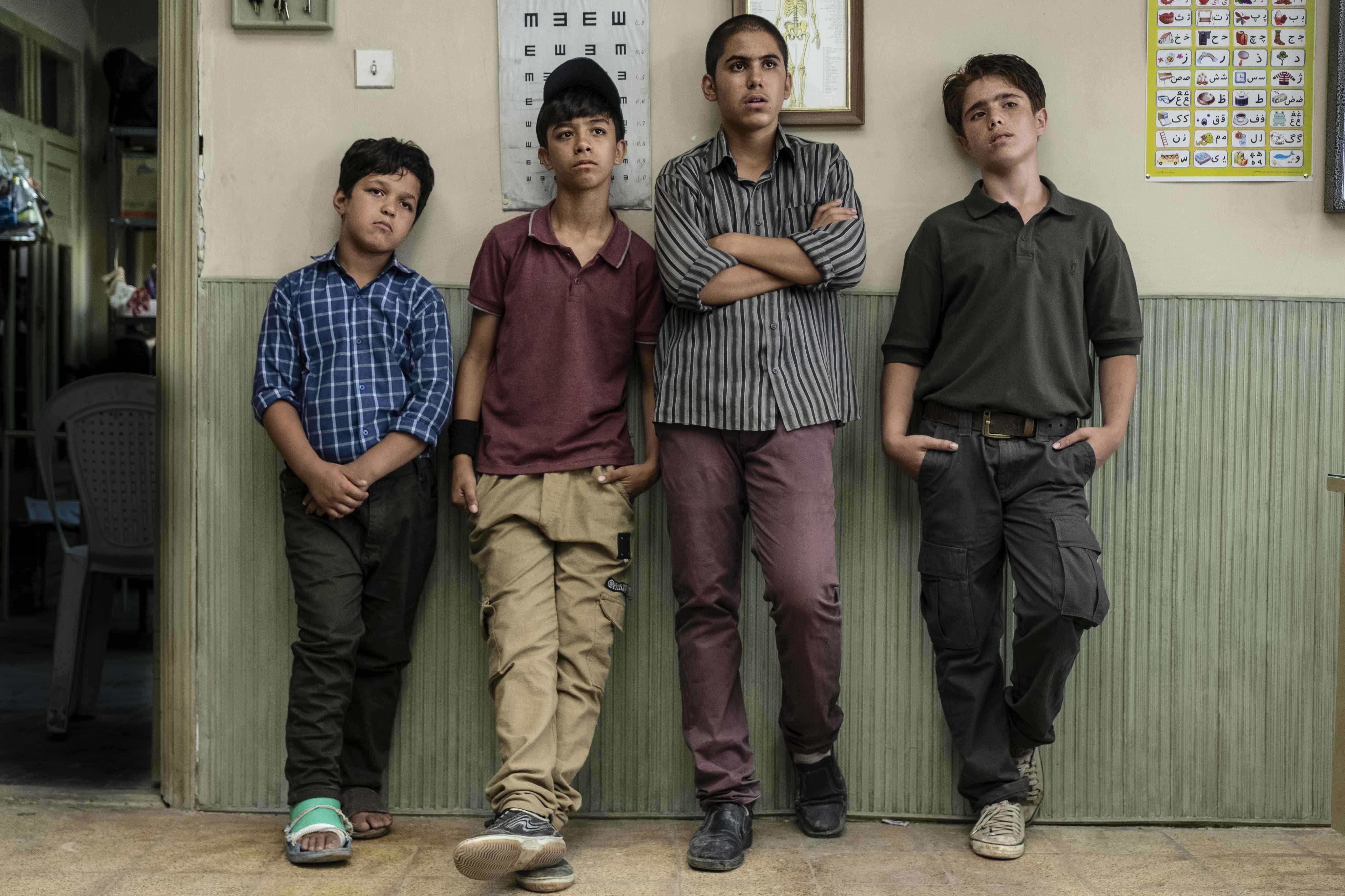 Figli del sole recensione film di Majid Majidi