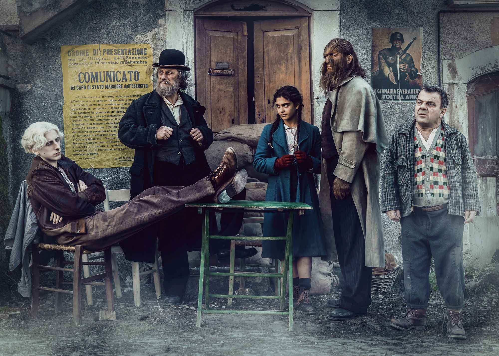 Freaks Out recensione film di Gabriele Mainetti a Venezia 78
