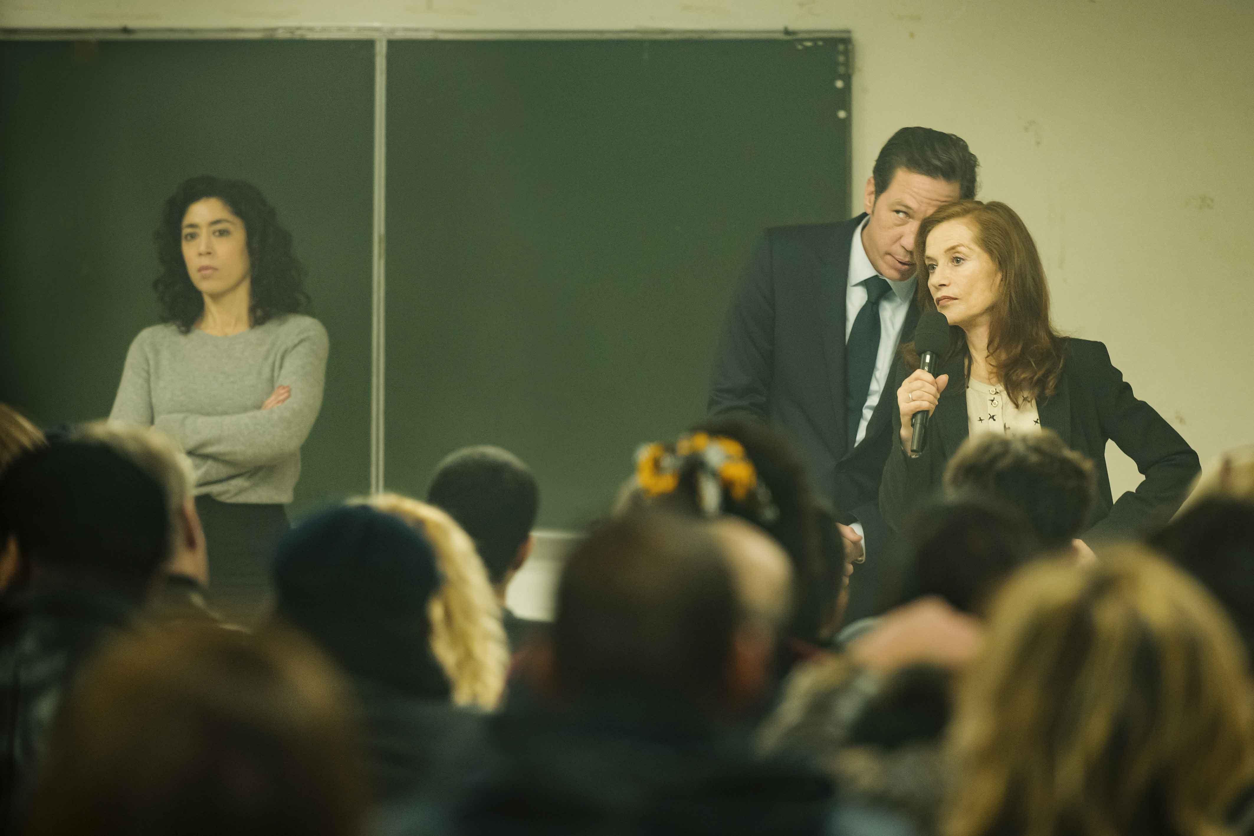 Les Promesses recensione film di Thomas Kruithof con Isabelle Huppert