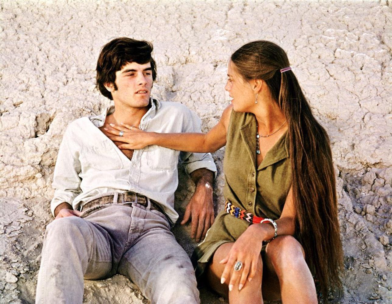 Zabriskie Point, 1971