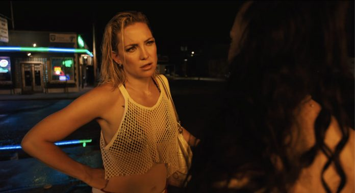 Mona Lisa and the Blood Moon recensione film di Ana Lily Amirpour con Kate Hudson