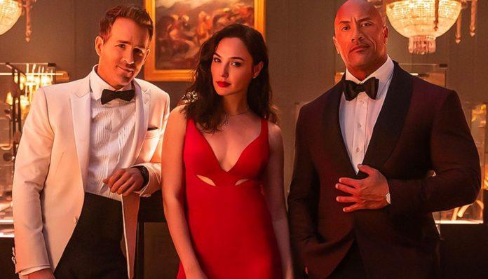 Red Noticeil trailer del film Netflix con Dwayne Johnson, Gal Gadot e Ryan Reynolds