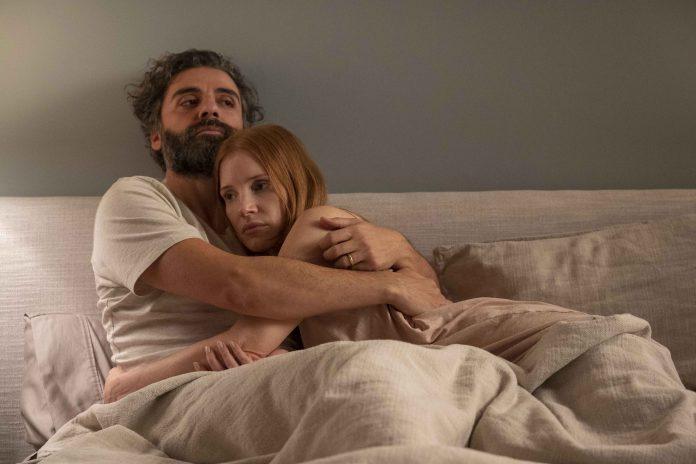 Scene da un matrimonio recensione serie TV Sky di Hagai Levi con Oscar Isaa e Jessica Chastain