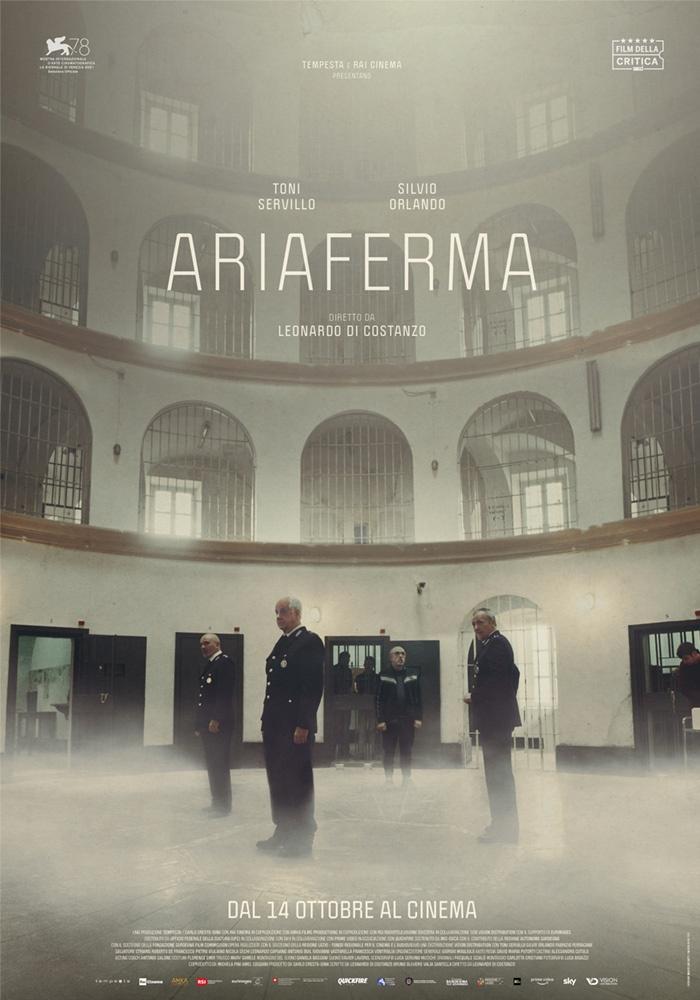 Film in uscita: Ariaferma