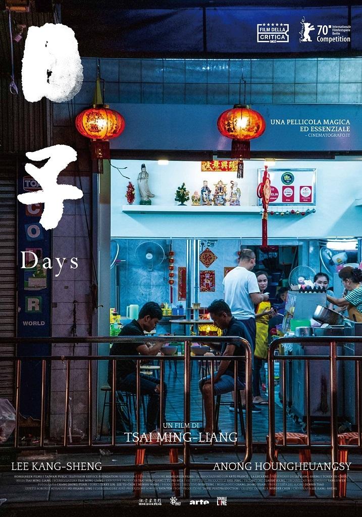 Film in uscita: Days