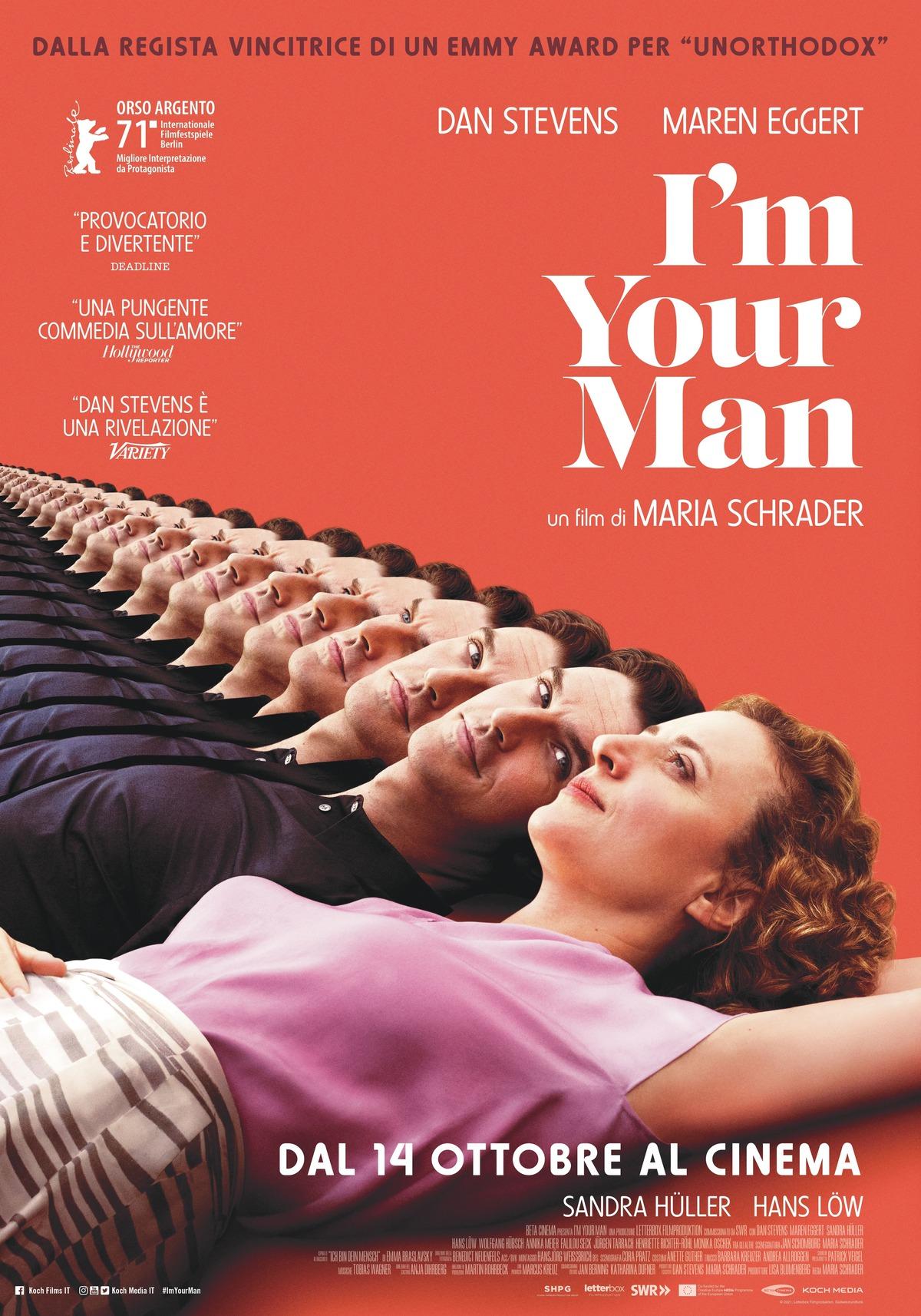 Film in uscita: I'm Your Man