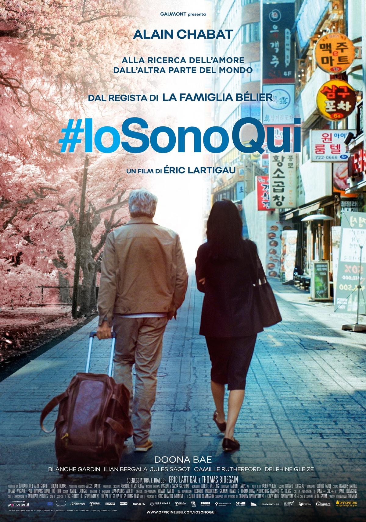 Film in uscita: #IoSonoQui