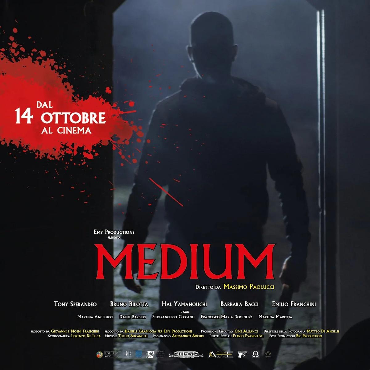 Film in uscita: Medium