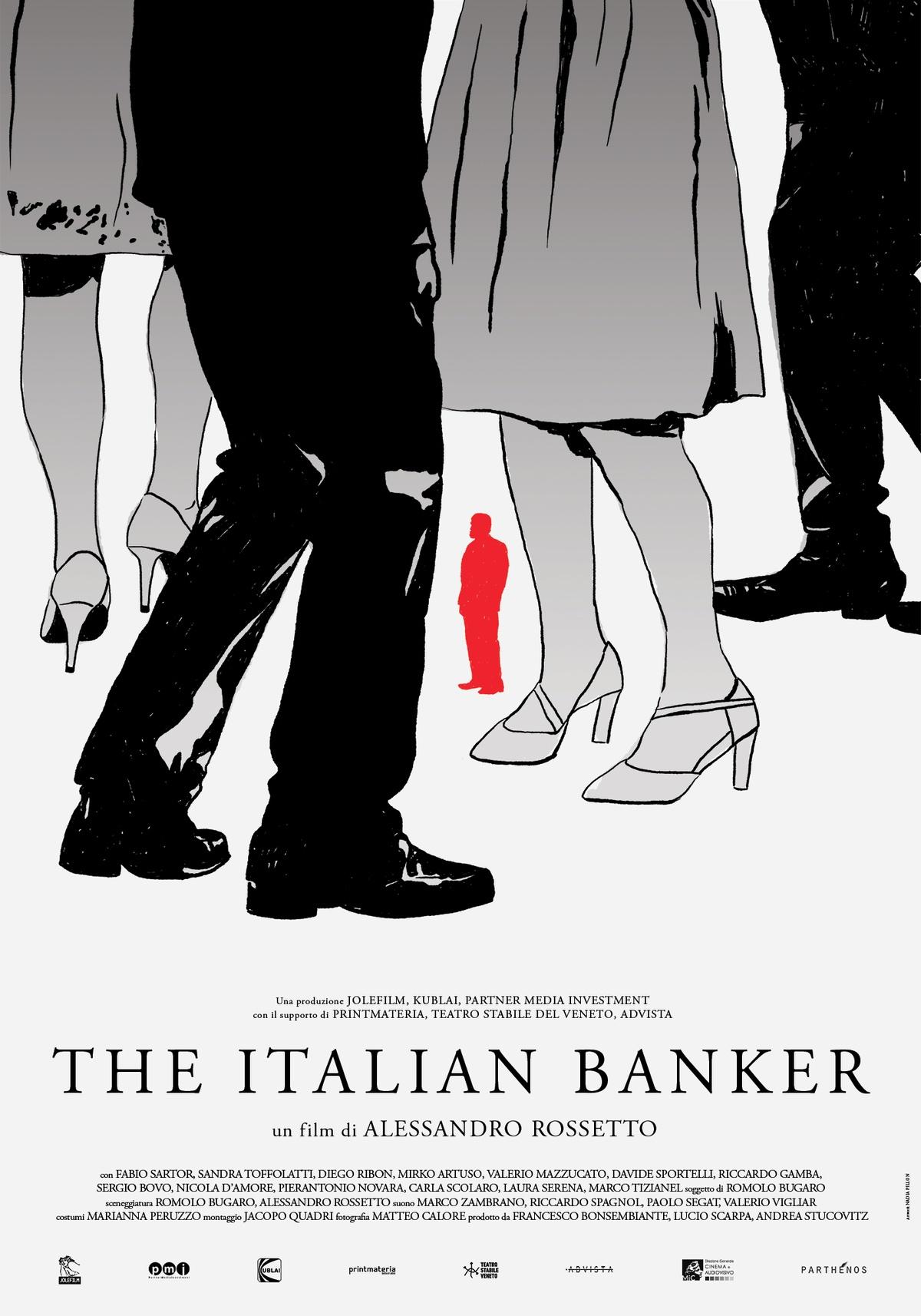 Film in uscita: The Italian Banker