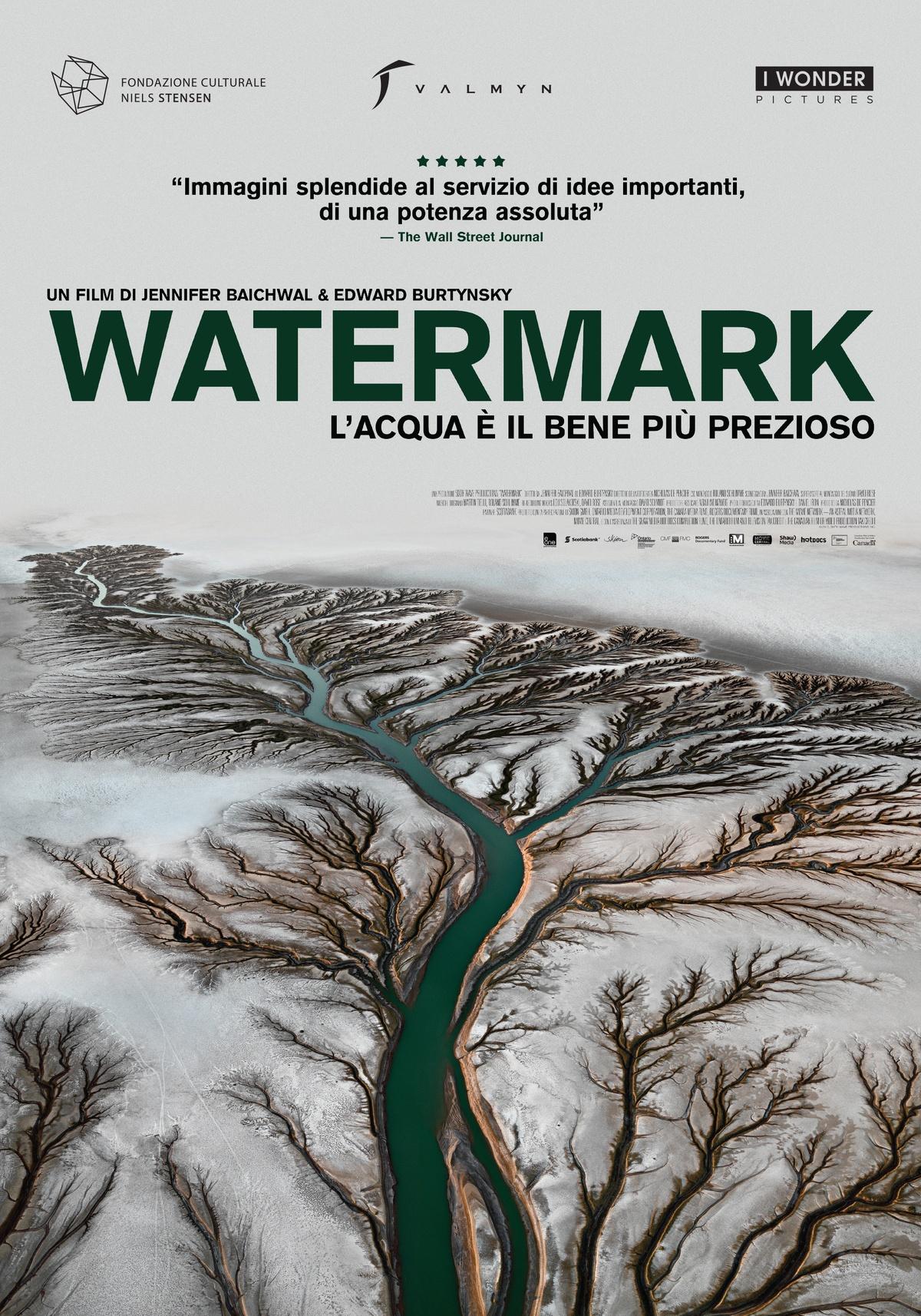Watermark - L'acqua è il bene più prezioso