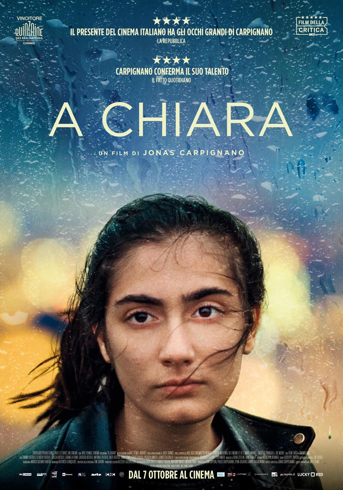Film in uscita: A Chiara