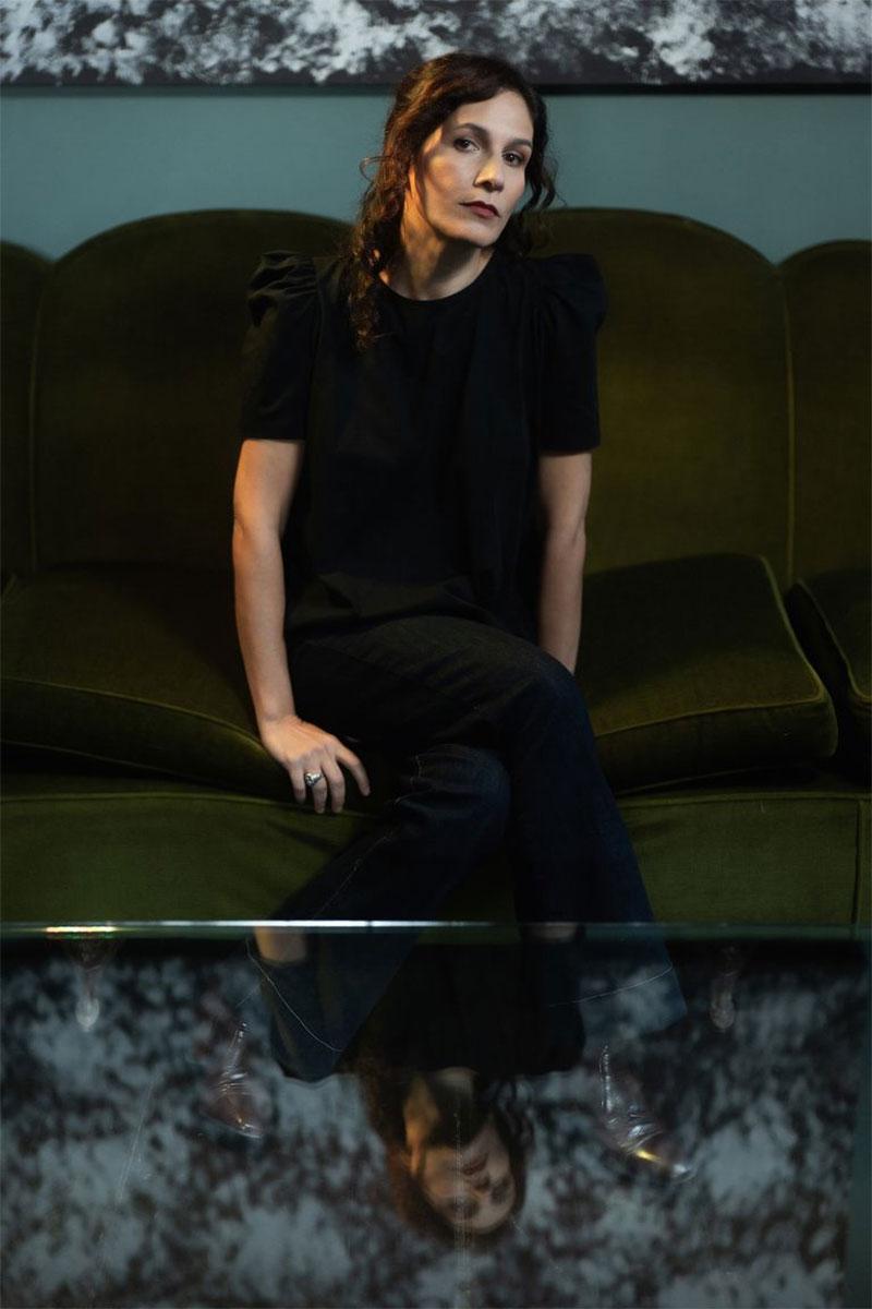 La regista Laura Luchetti