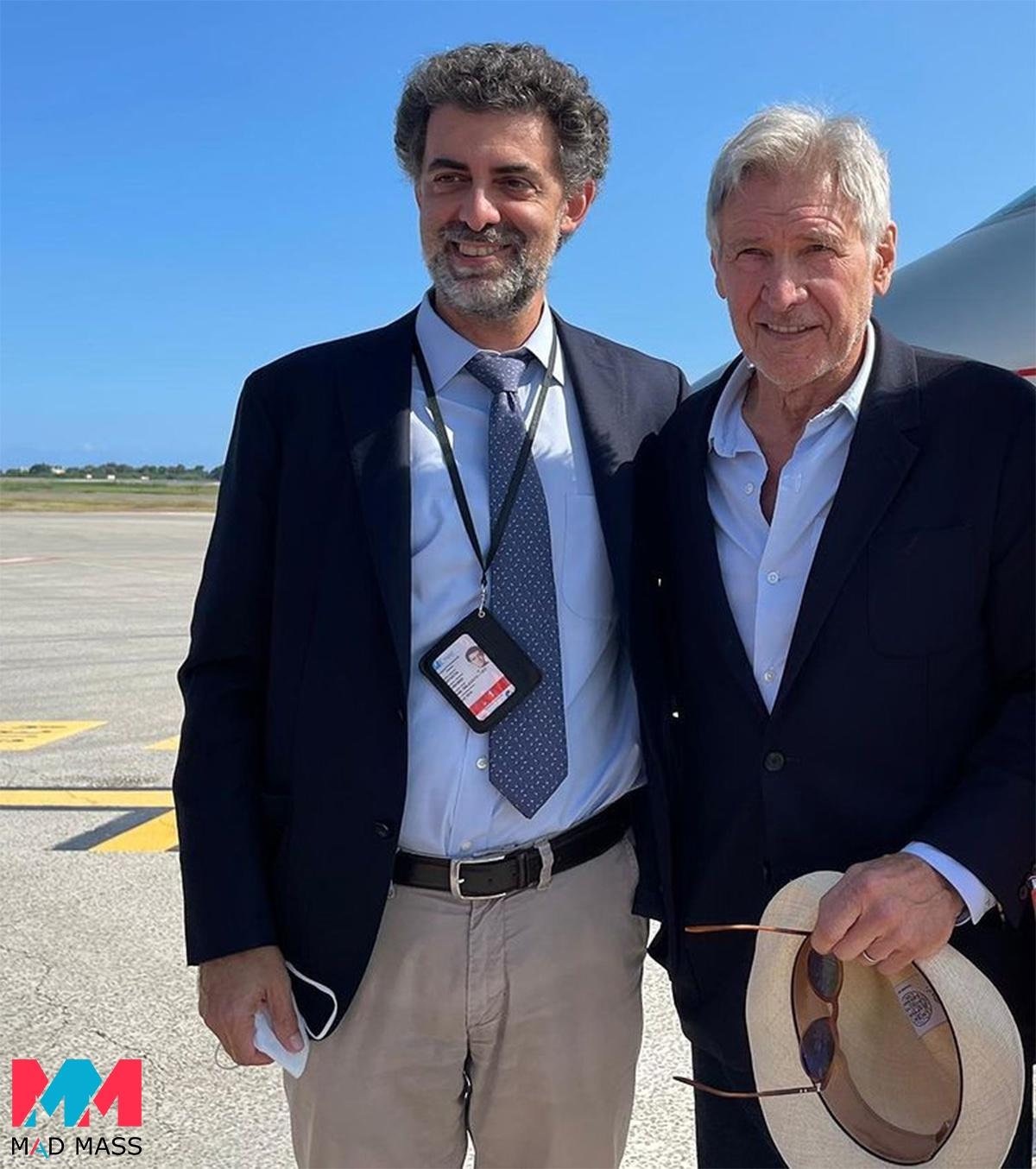 Indiana Jones 5: le foto di Harrison Ford in Italia e del set durante le riprese in Sicilia