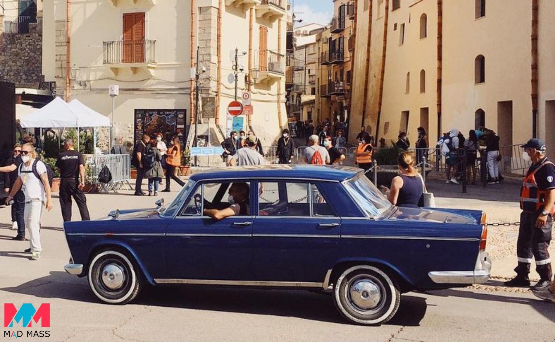 Indiana Jones 5: le auto d'epoca presenti sul set a Cefalù