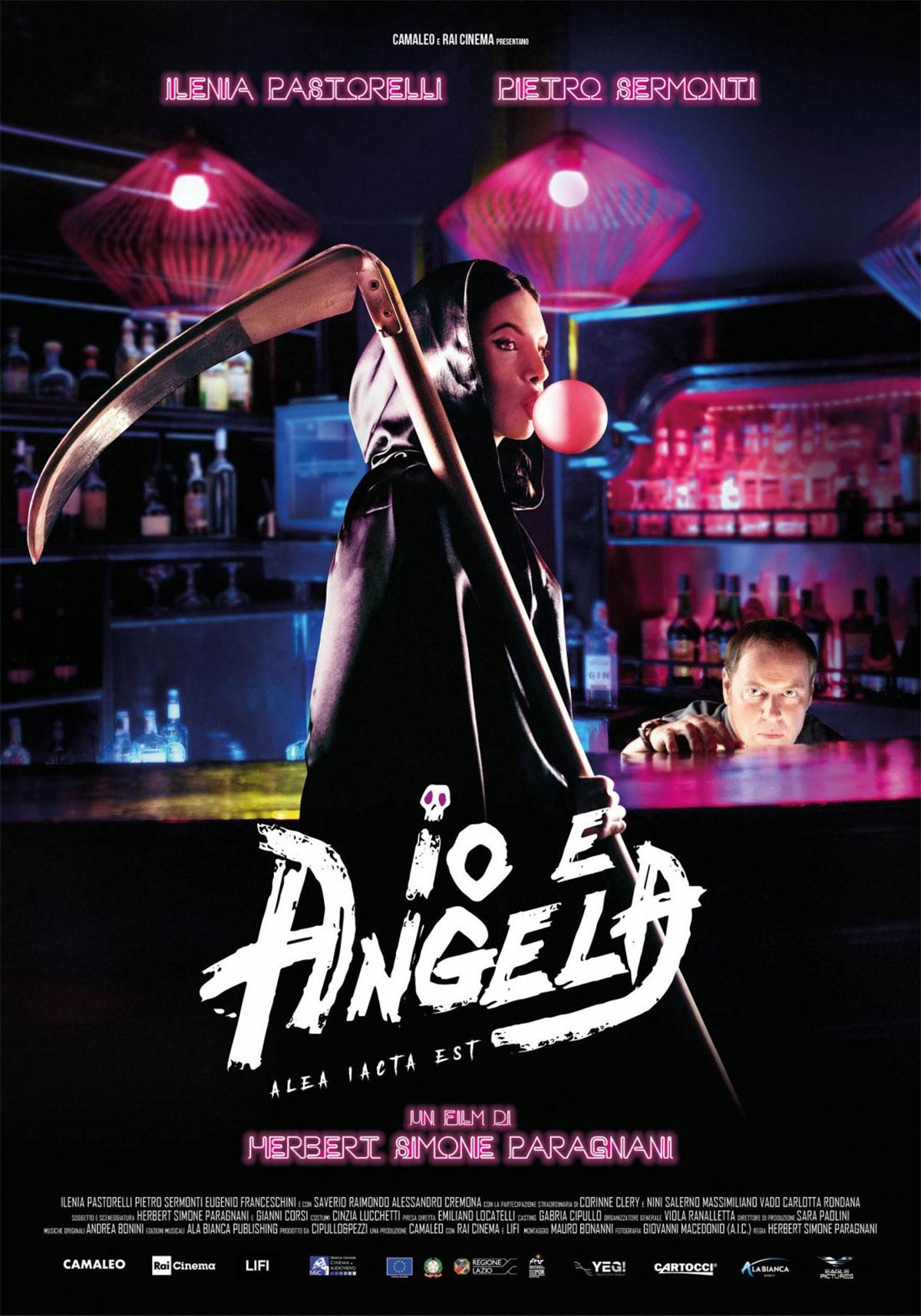 Io e Angela: il poster del film