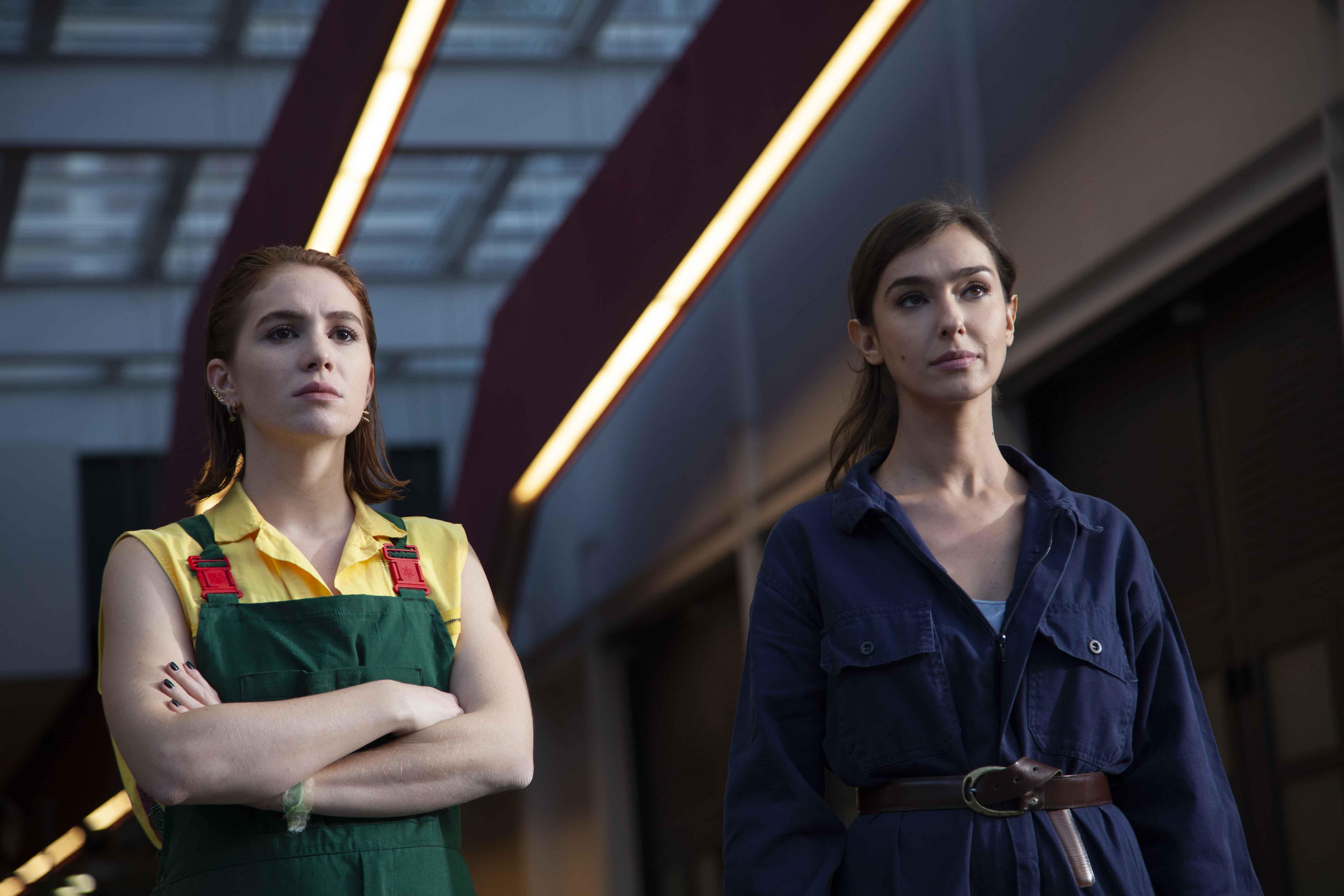 Ludovica Martino e Stella Egitto