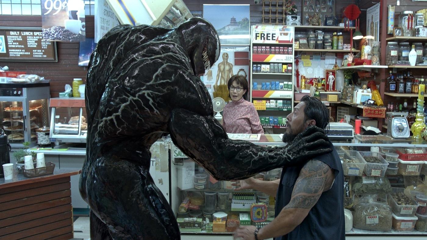 Venom - La furia di Carnage recensione film con Tom Hardy e Woody Harrelson