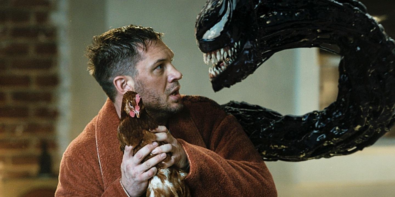 Eddie Brock e Venom